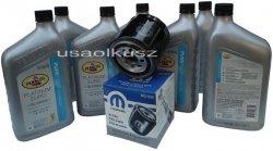 Filtr olej PENNZOIL PLATINUM 5W40 Dodge Charger SRT-8 6,1 V8 2008-