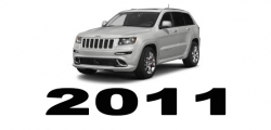 Specyfikacja Jeep Grand Cherokee 2011