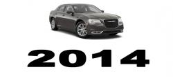 Specyfikacja Chrysler 300C 2014