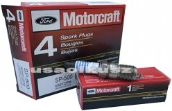 Świeca zapłonowa platynowa MOTORCRAFT SP500 Mercury Mountaineer 4,0 V6