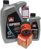 Filtr oraz syntetyczny olej 5W30 Chevrolet Tahoe 2000-2006