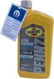 0W-40 olej PENNZOIL ULTRA 0W40 SRT Hellcat
