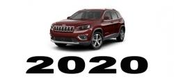 Specyfikacja Jeep Cherokee 2020