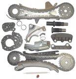 Rozrząd kpl łańcuchy ślizgi koła zębate oraz napinacze Ford Explorer 4,0 V6 1997-