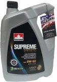 Olej silnikowy syntetyczny SUPREME Petro Canada 5W20 5l