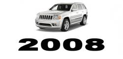 Specyfikacja Jeep Grand Cherokee 2008