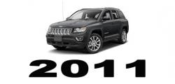 Specyfikacja Jeep Compass / Patriot 2011