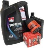 Filtr oleju oraz olej SUPREME 5W30 Buick Allure 3,6 V6