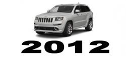 Specyfikacja Jeep Grand Cherokee 2012