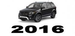 Specyfikacja Dodge Journey 2016