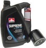 Filtr + olej SUPREME 10W30 Chrysler Saratoga