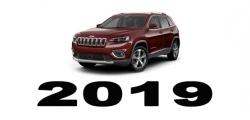 Specyfikacja Jeep Cherokee 2019