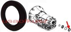 Uszczelniacz skrzyni biegów NAG1 / W5A580 Jeep Commander