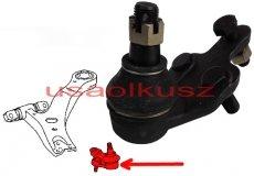 Sworzeń przedniego lewego wahacza dolnego Toyota Sienna 2004-2010 104308