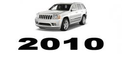 Specyfikacja Jeep Grand Cherokee 2010