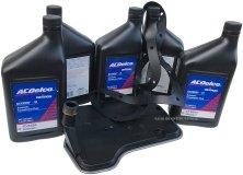 Filtr + olej ACDelco skrzyni biegów 4L60-E Chevrolet Avalanche 5,3 2002-2009