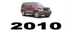 Specyfikacja Jeep Cherokee 2010