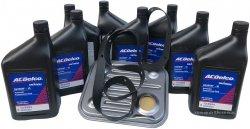 Filtr + olej ACDelco automatycznej skrzyni biegów 4L80-E Chevrolet Tahoe 1997-1999
