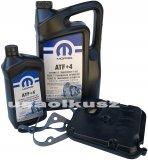 Filtr olej MOPAR ATF+4 skrzyni biegów 42RLE Chrysler 300C V6