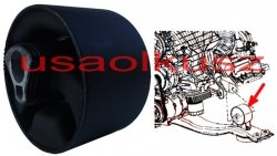 Wkład przedniej poduszki silnika Chrysler 200-2014