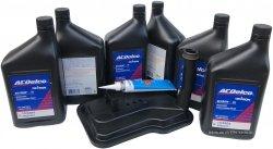 Filtr + olej ACDelco automatycznej skrzyni biegów Hummer H2 6,2 V8