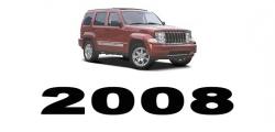 Specyfikacja Jeep Cherokee 2008