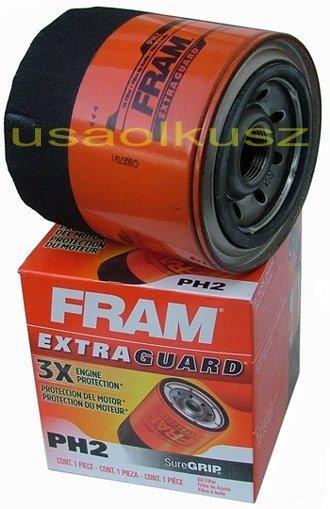 Filtr oleju silnika FRAM Dodge Avenger 2008-