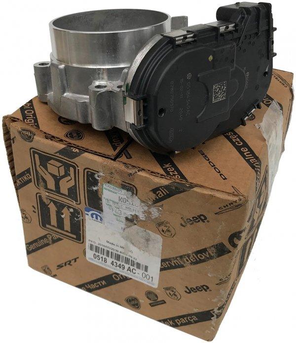Przepustnica powietrza MOPAR Dodge Charger 3,6 V6