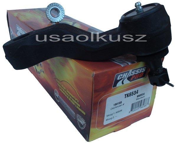 Prawe ramie prowadzące mechanizm układu kierowniczego Chevrolet Silverado 1500 1999-2007