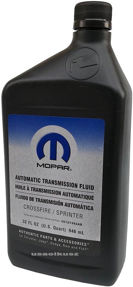 Oryginalny olej skrzyni NAG1 MOPAR MB236 Chrysler Crossfire