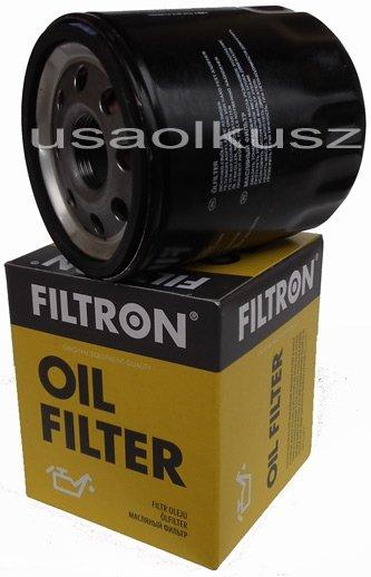 Filtr oleju silnika Chevrolet Tahoe V8 2007-