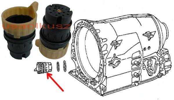 Wtyczka wiązki automatycznej skrzyni biegów NAG1 5 Speed Dodge Magnum