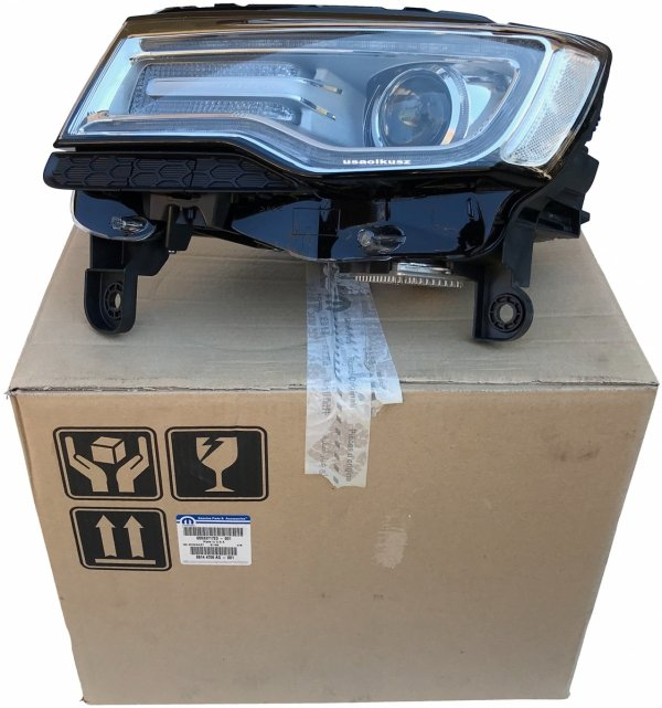 Reflektor bi-xenon lewy europa LM2 MOPAR Jeep Grand Cherokee 2014-2016