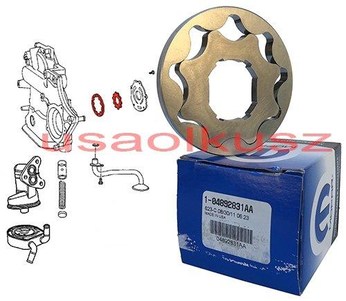 Zestaw naprawczy / wirnik pompy oleju silnika Dodge Grand Caravan V6 2006-2010