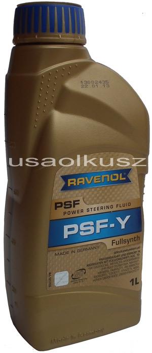 Olej płyn wspomagania układu kierowniczego RAVENOL