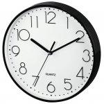 Zegar ścienny Hama PG-220, czarny