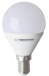 Żarówka LED Esperanza G45 E14 5W