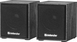 Głośniki Defender SPK-230 2.0 4W USB szaro-czarne