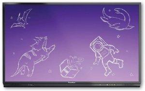 Monitor interaktywny Promethean ActivPanel 65'' 4K  Nickel (AP7) z portem USB-C