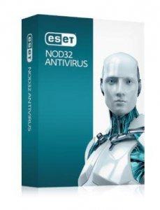 ESET NOD32 Antivirus 1 user, 24 m-cy, upg, BOX