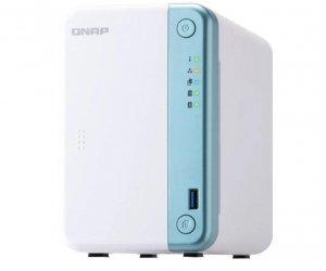 Serwer plików NAS QNAP TS-251D-2G