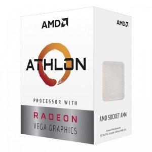 Procesor AMD Athlon 3000G BOX 4MB 3,5GHz AM4