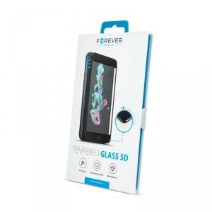 Forever szkło hartowane 5D do iPhone 7 / 8 biała ramka