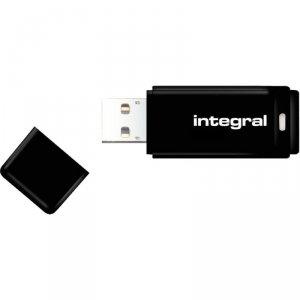 Integral pendrive (64 GB | USB 2.0) czarny