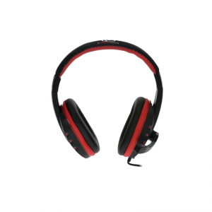 Rebeltec słuchawki przewodowe Rohan z mikrofonem, 2 x jack 3,5mm