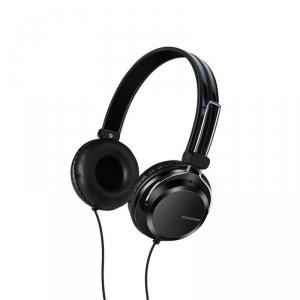 XO słuchawki przewodowe S32 jack 3,5mm nauszne czarne