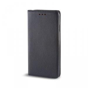Etui Smart Magnet do Motorola Moto G8 Plus czarne