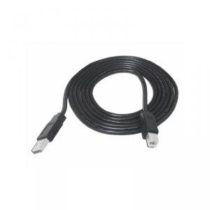 Kabel do drukarki USB A - USB B 1.5m czarny TFO Supplies Line