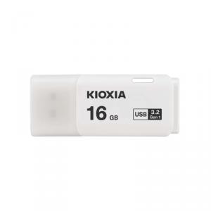 Kioxia pendrive 16GB USB 3.0 KIOXIA Hayabusa U301 WHITE - RETAIL