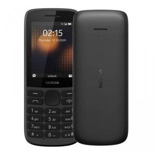 Telefon Nokia 215 dual slim black 4G